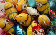Folieballoner er den perfekte pynt til børnefødselsdagen